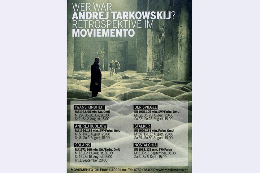 Tarkowskij Blog 300715